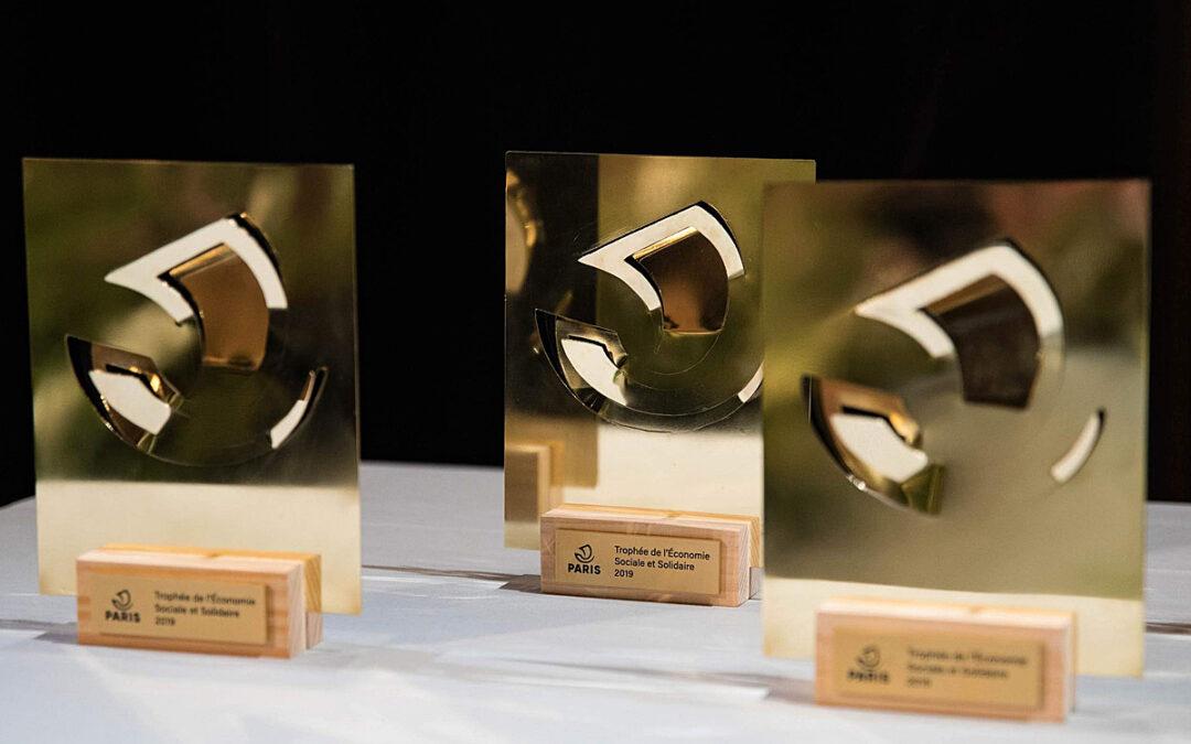 Les Ateliers Amasco, lauréats des Trophées ESS !
