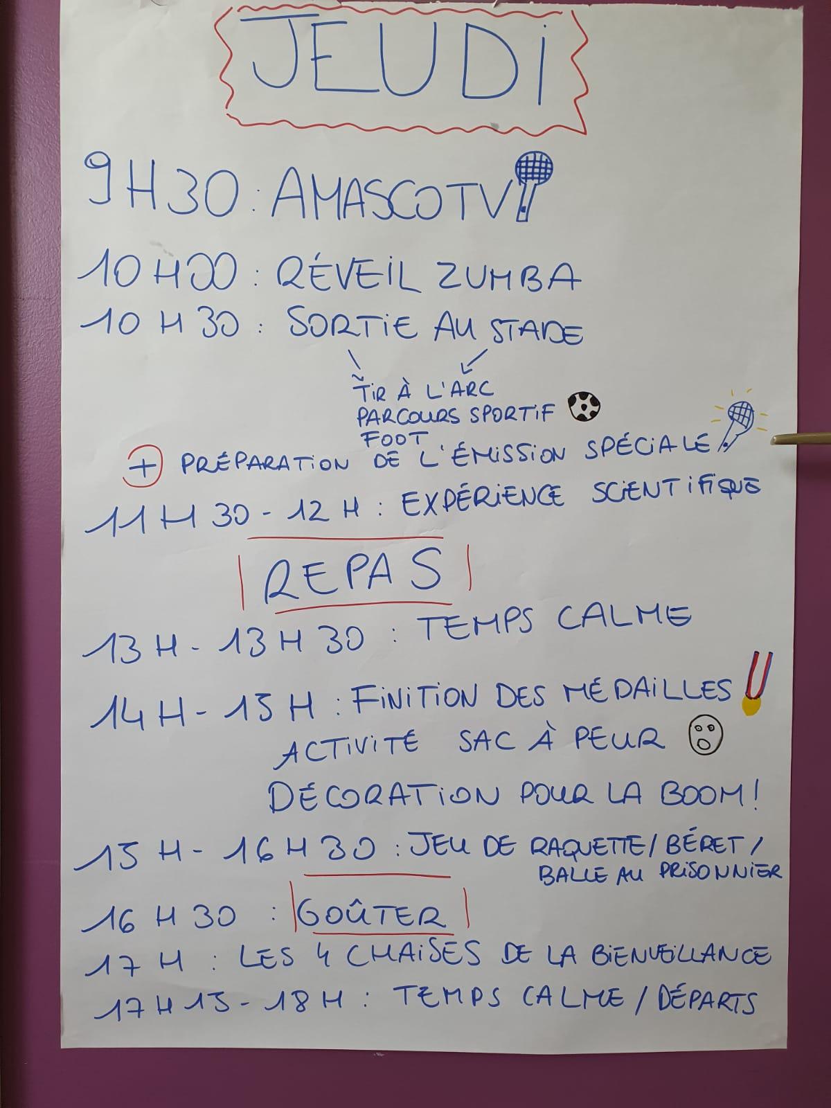 Programme Amasco